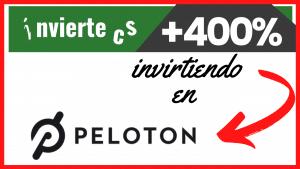 Invertir con sentido en Peloton