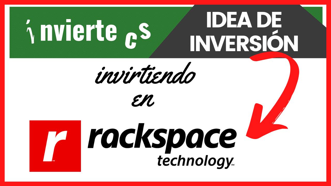 Invertir con sentido en Rackspace